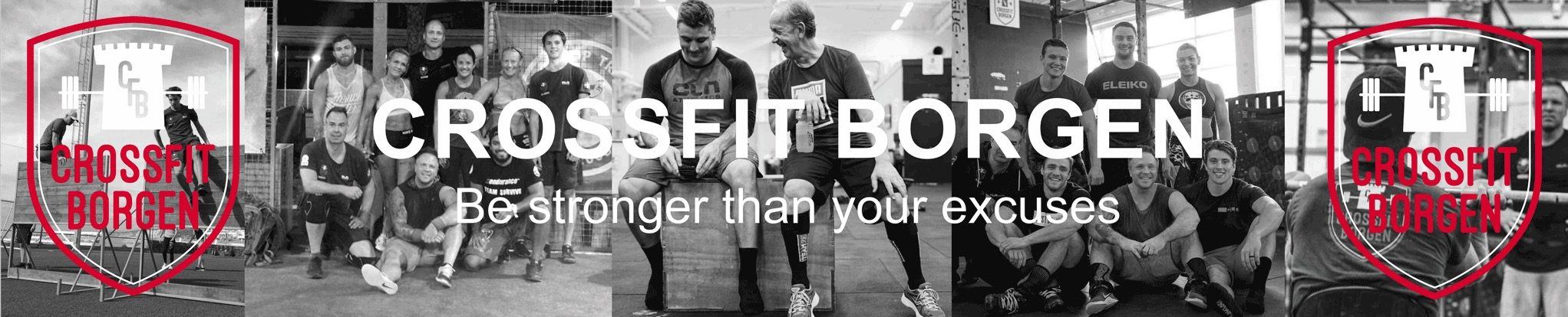CrossFit Borgen i Alingsås